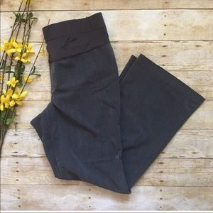 DUO MATERNITY Grey Trousers